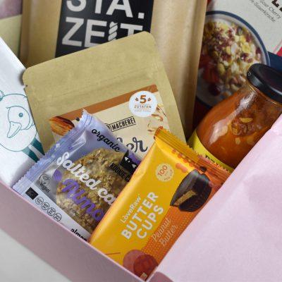 Pamela Reif & Foodist: mehr zum Inhalt & mein Fazit zur zweiten Pam Box