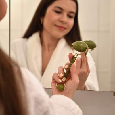 Jade Roller im Test – Wundermittel gegen Falten und für schöne Haut?
