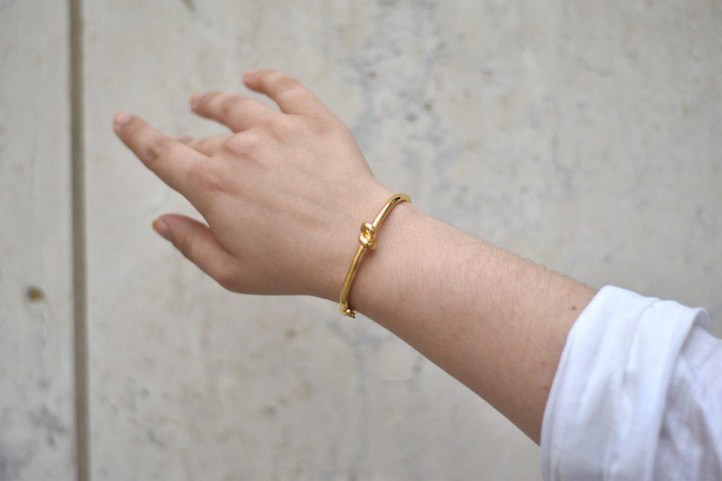 Knoten Armband