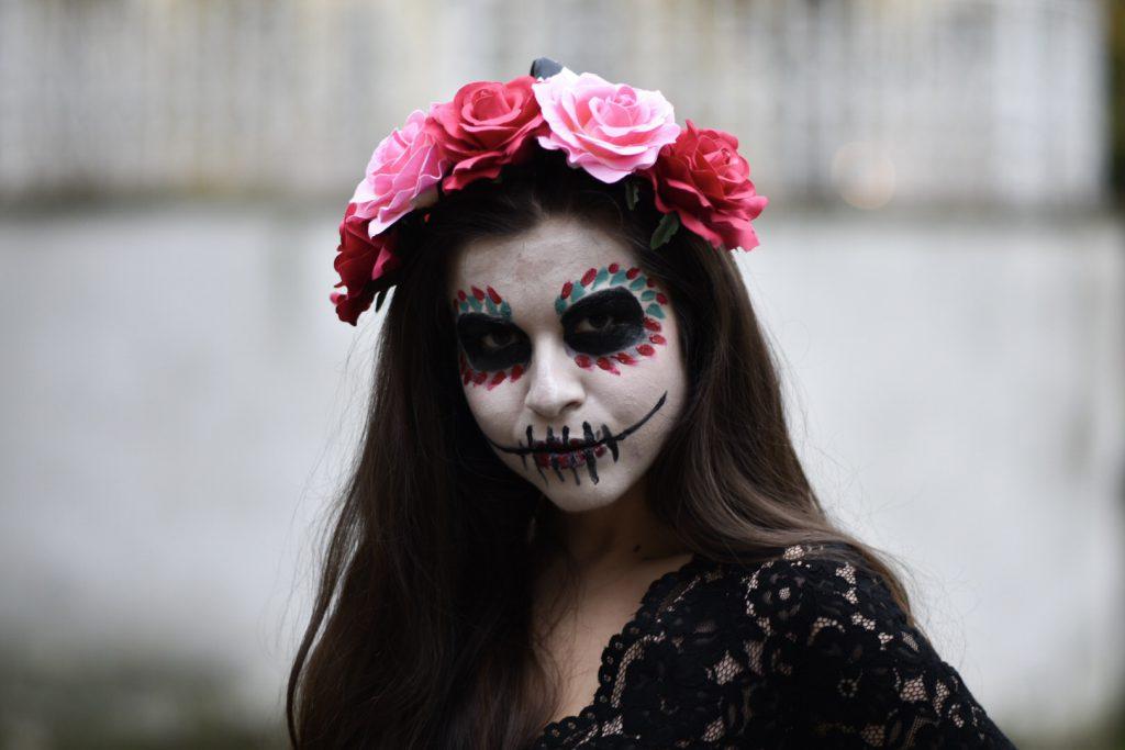 Anleitung La Catrina Selber Schminken An Halloween Oder Karneval