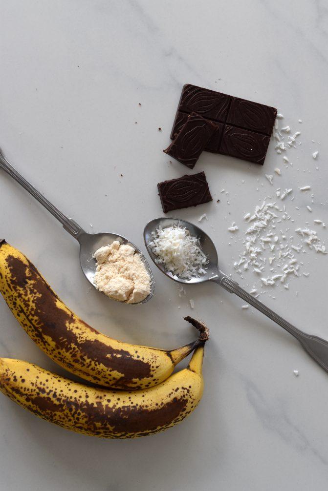 Warmer Kokos-Bananen-Kuchen Pamela Reif