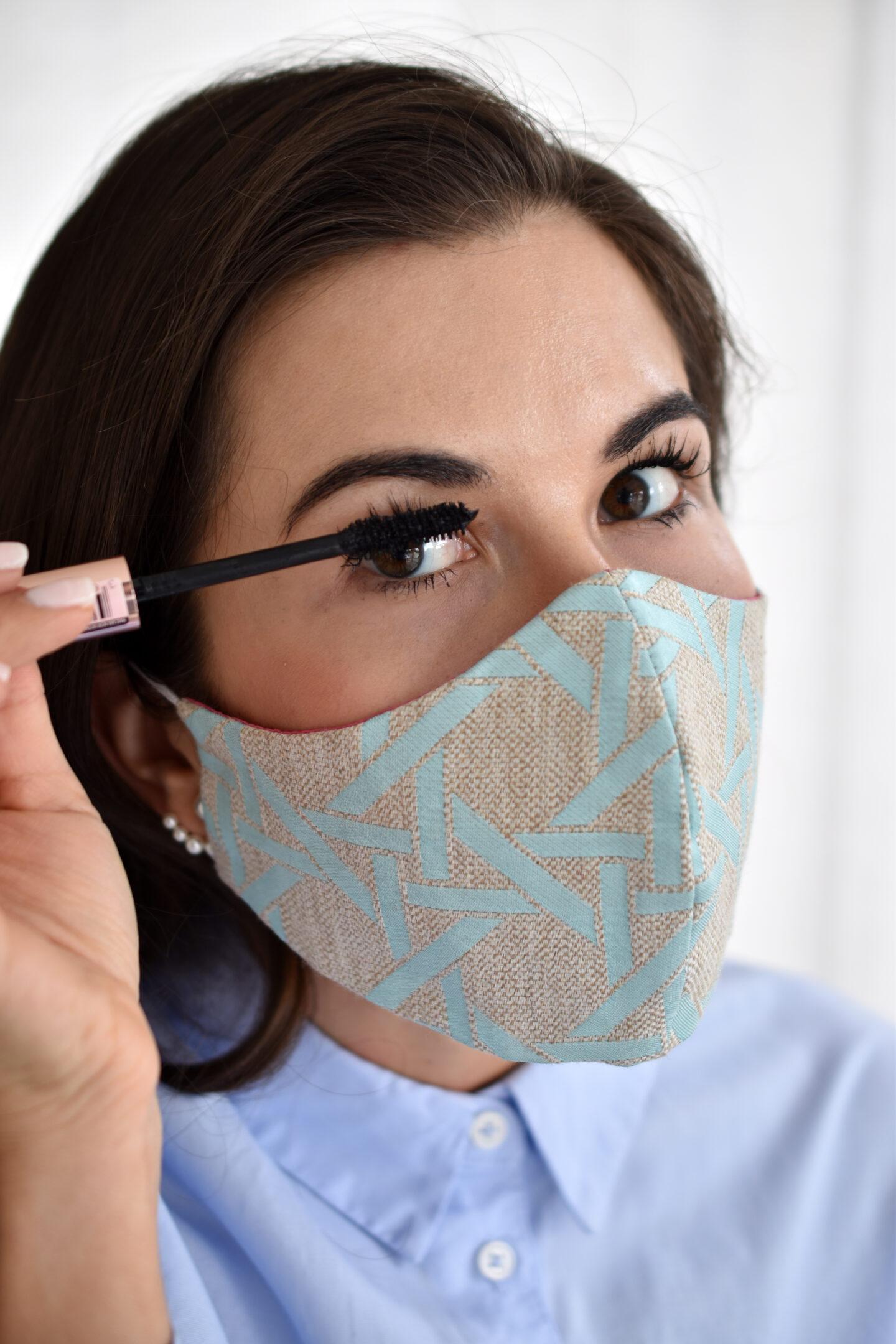 Mundschutz und Make Up - Tipps für den neuen Alltag mit Maske