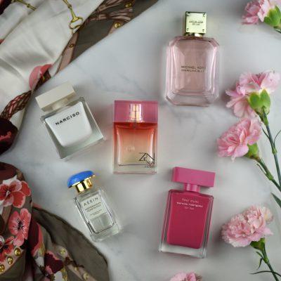 Frühlingshafte Düfte – meine Top 5 Parfums für den Frühling