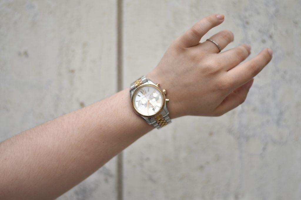 Michael Kors Lexington Uhr