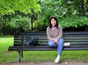 A day in the park – Städtetrip in Berlin und ein casual Look