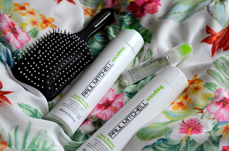 in love with PAUL MITCHELL smoothing series