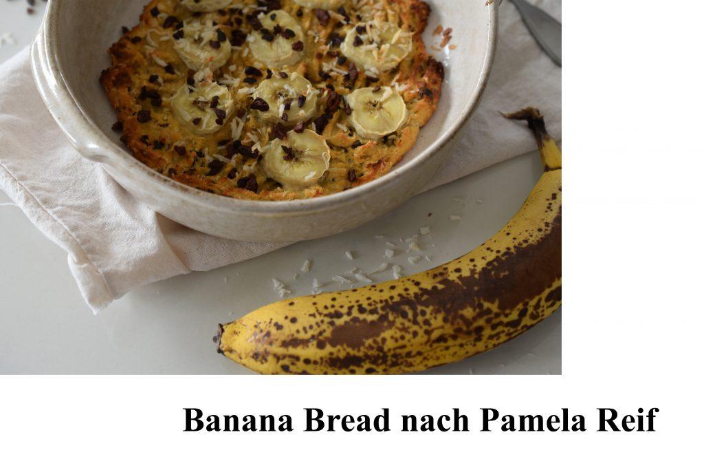 Pamela Reif Banana Bread Kuchen