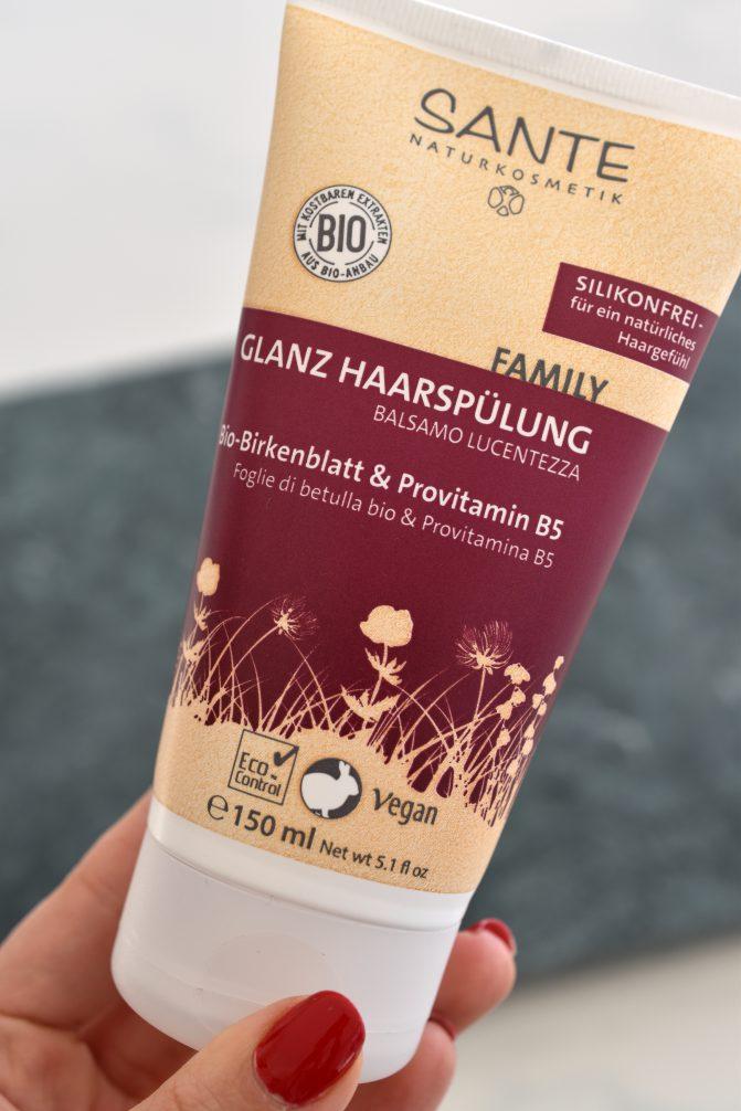 Pamela Reifs Haarpflege Sante Birkenblatt Haarspülung