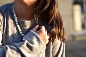 Outfit: Über Seltenheiten wie die richtige Hilfe und Perlen