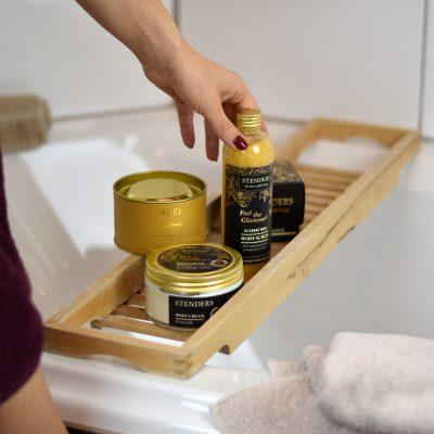 Beauty-Trend: Luxus Pflege für den Körper mit 24 Karat Gold von Stenders