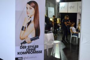 Platform Fashion Backstage with GHD    part I.