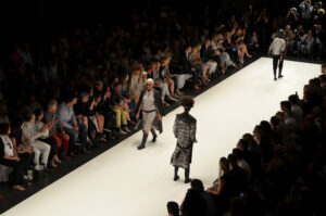 Platform Fashion Backstage with GHD || part III.