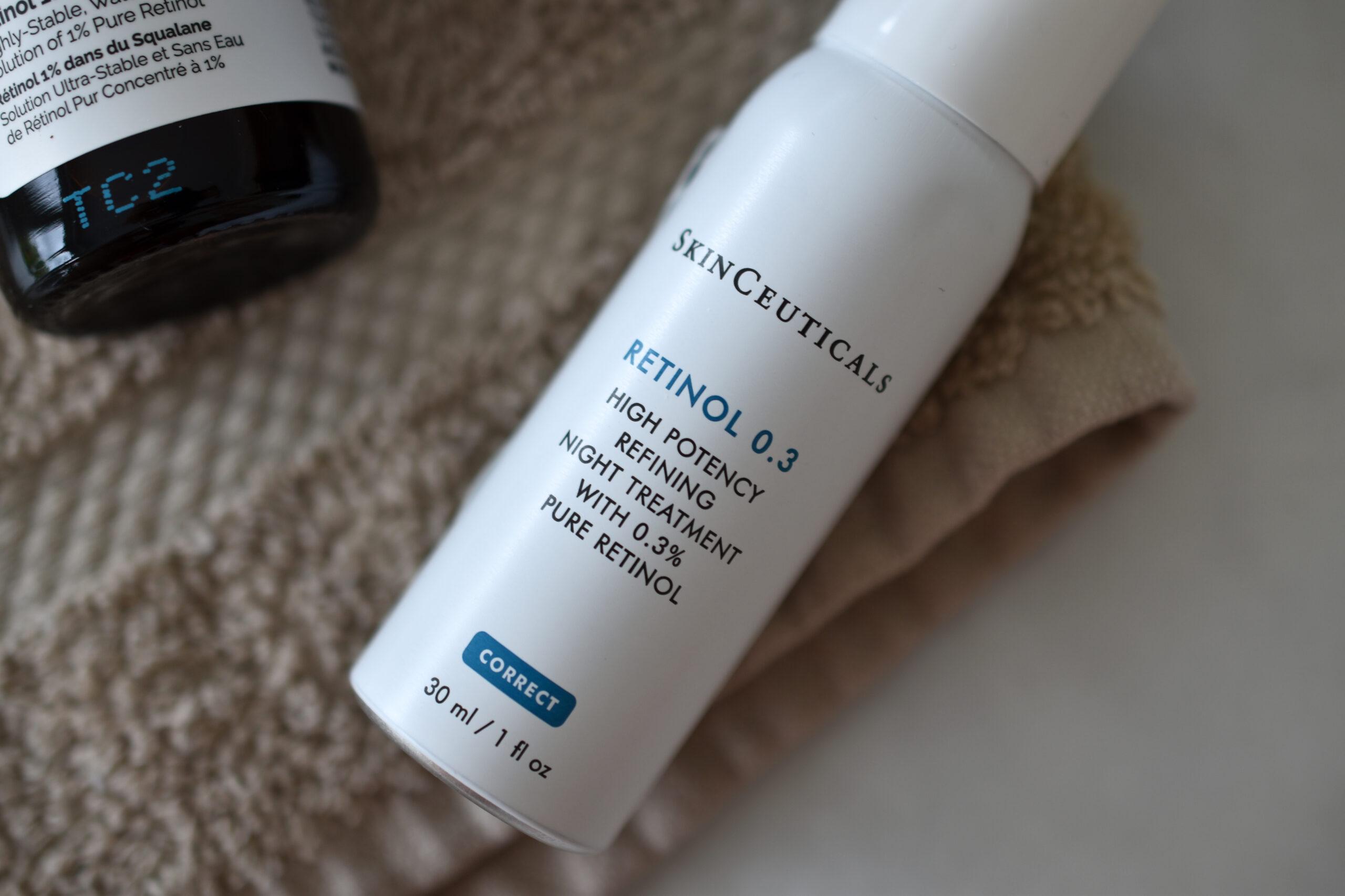 Retinol Anti-Aging Geheimwaffe für schöne Haut