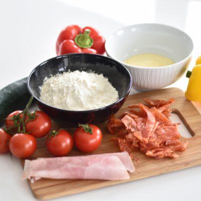 Rezept: knusprige Pizza für das italienische Lebensgefühl