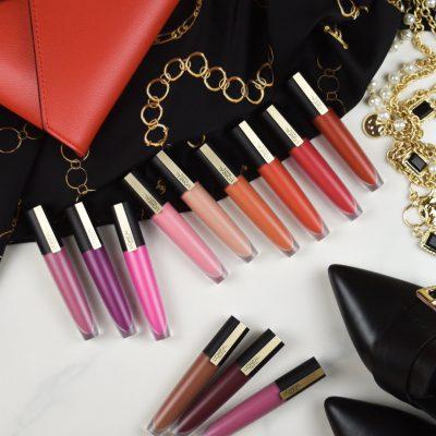Rouge Signature Lippenstifte von L'Oréal Paris -Erfahrung mit den Lip-Inks