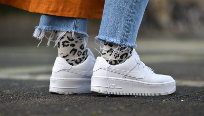 Nike Air Force 1 – der Trendsneaker im herbstlichen Streetstyle