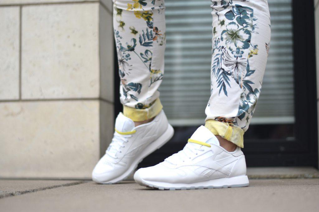 Sneaker ReebokXFaceStockholm