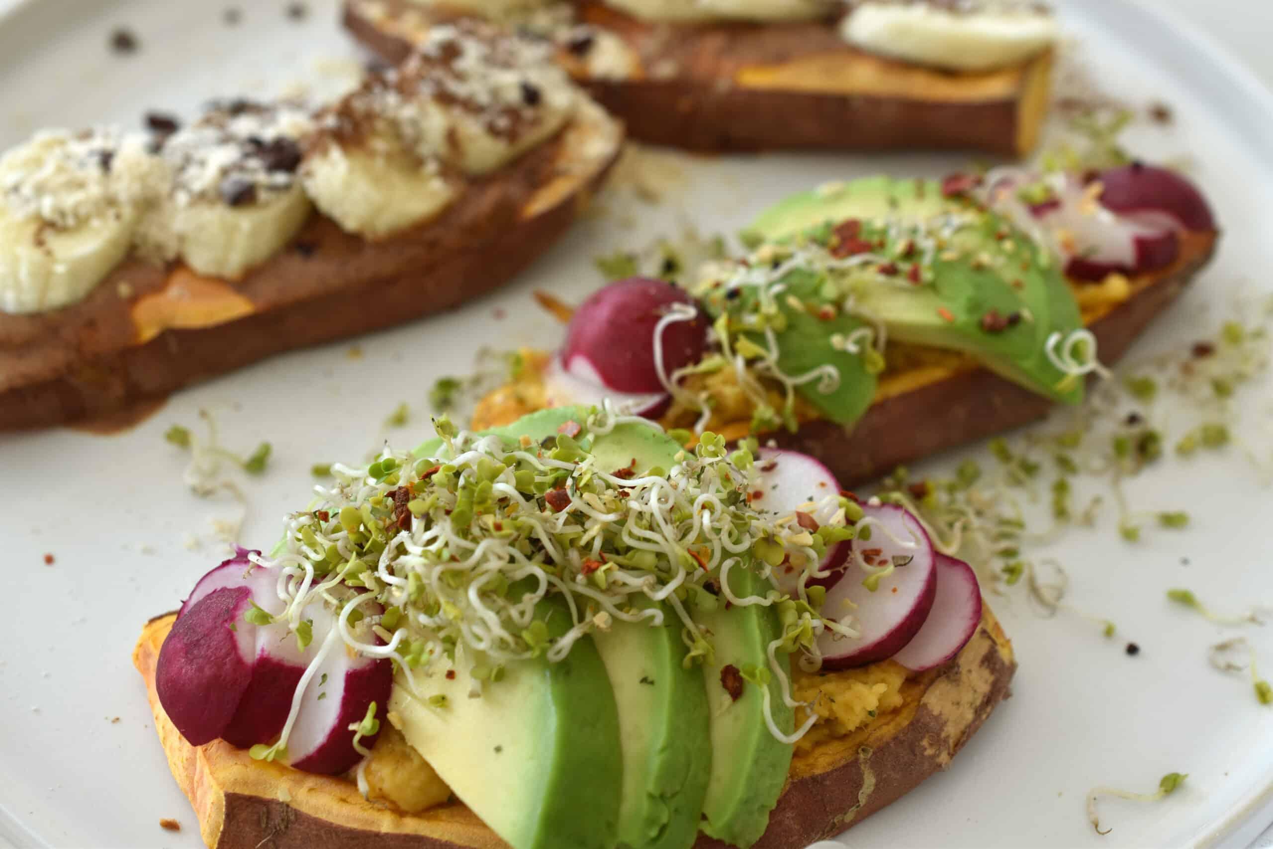 Der vegane & glutenfreie Food Trend