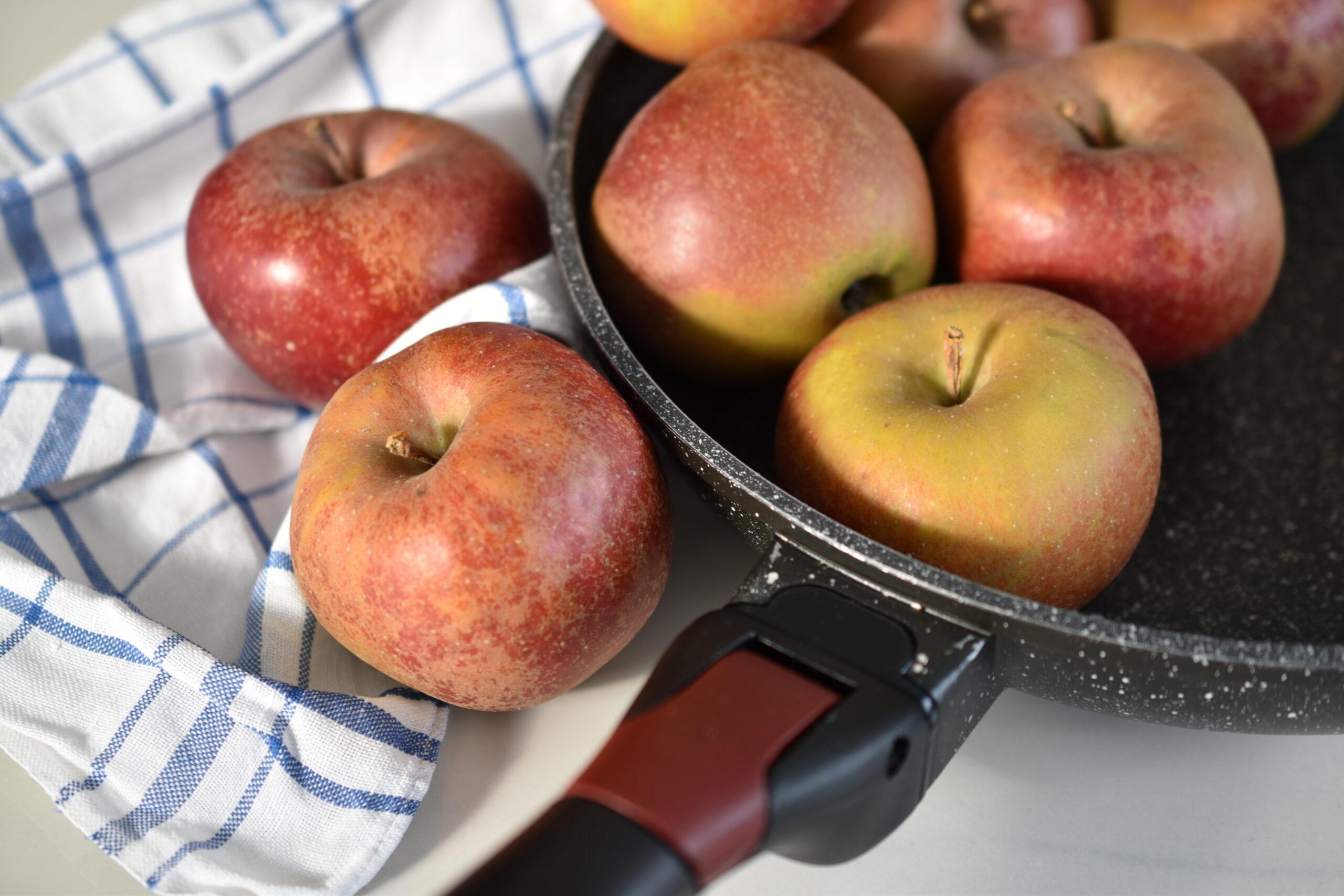 Tarte Tatin - der Apfelkuchen nach dem Rezept von Pamela Reifs Mutter