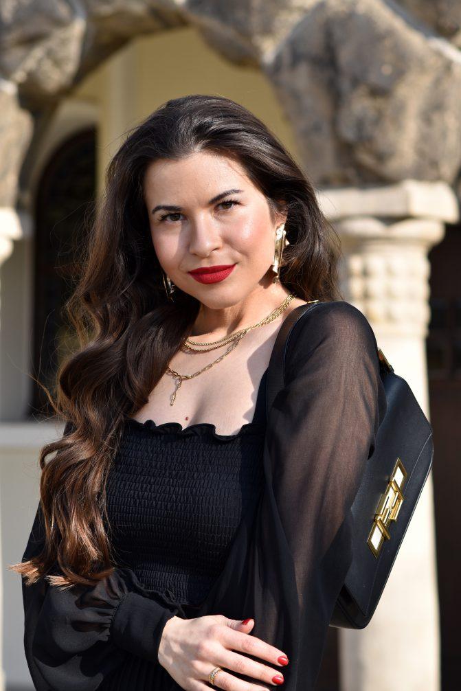 Tina Carrot orientalischer Look
