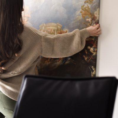 Interior Update mit Pixers: die Küche mit Kunst auf Leinwänden verschönern