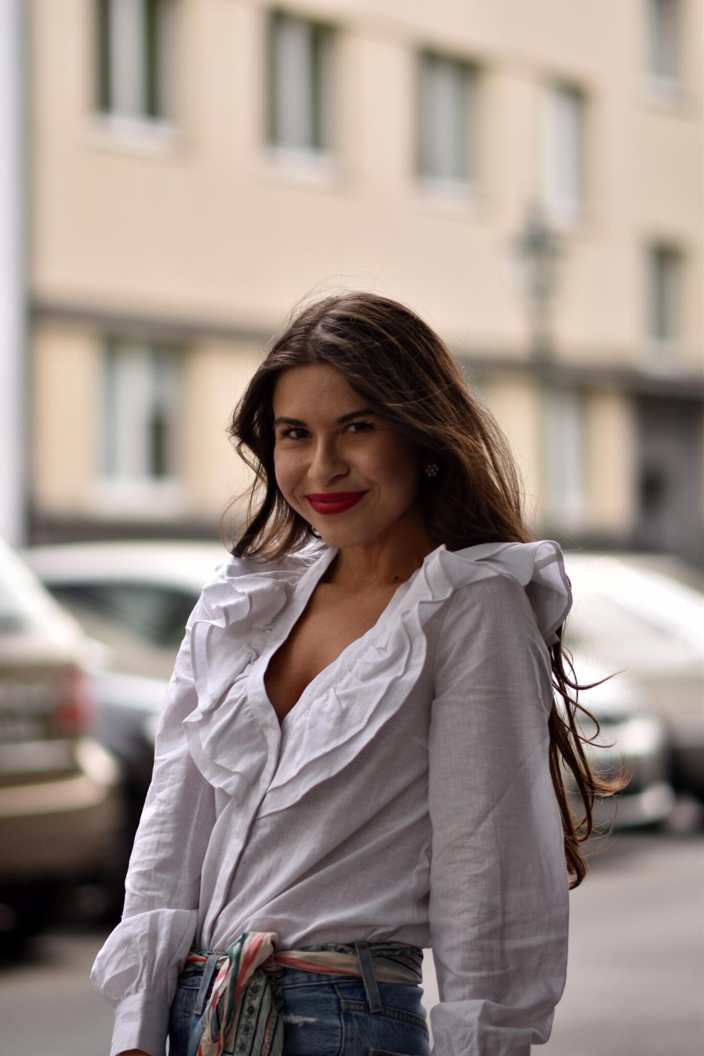 Fashion Bloggerin Tina Carrot