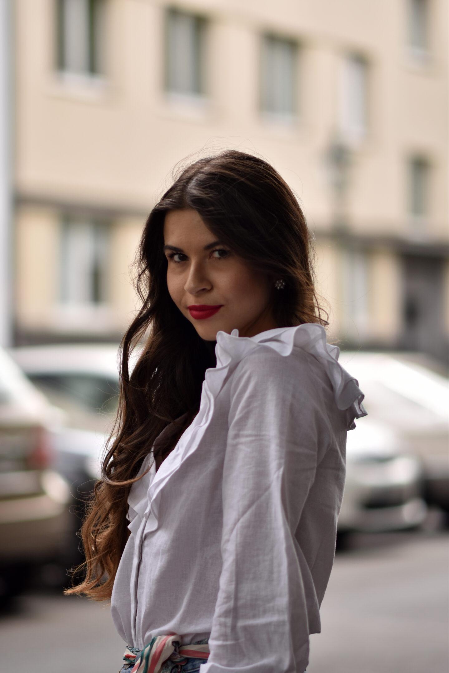 Tina Carrot Fashionbloggerin