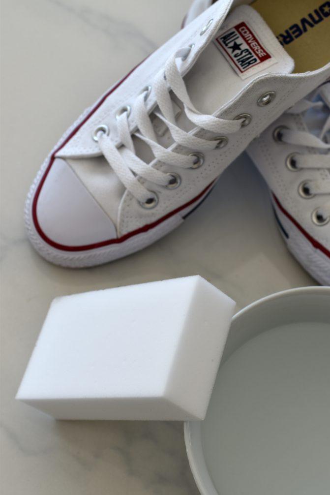 Tipps weiße Chucks reinigen