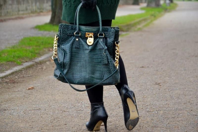 Amazing Green – Trendfarbe Grün im Winterlook