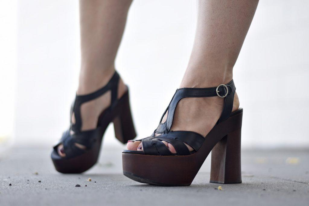 Zara Sandalen 1