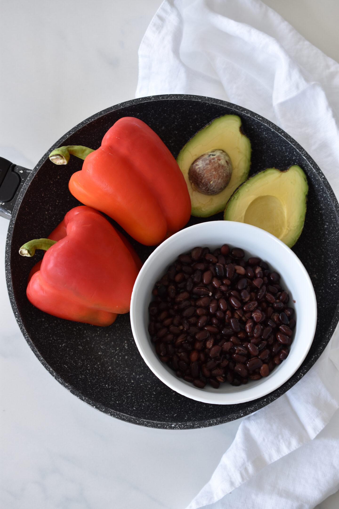 Mexikanisches Frühstücksrezept